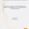 RAR handboek asielzoekers. Rapid Assessment and response methode (RAR) voor problematisch middelengebruik in asielzoekerscentra